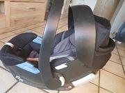 Babyschale mit Isofix Station Cybex