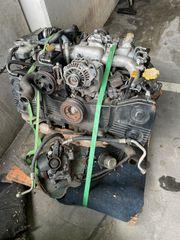 EJ20 Turbo Motor Impreza Gt