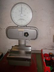 BIZERBA NEIGUNGSWAAGE Max 5 kg