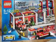 Feuerwehrwache Lego City 7208