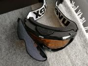 Uvex - Skibrille mit Sonnenschutz