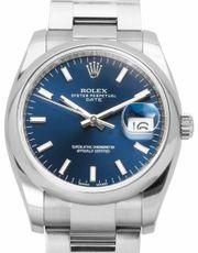 Rolex Oyster Perpetual Date Stahl