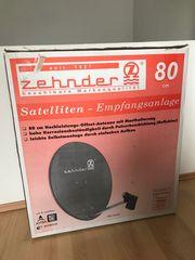 Zehnder Satelliten - Empfangsanlage Sat-Anlage Sat-Schüssel - 80