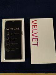 Smartphone LG Velvet