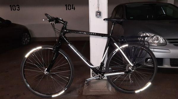 Staiger Iowa Carbon Crossbike Schimano