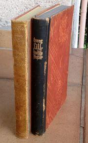 antiquarische Bücher 2 über Deutsche