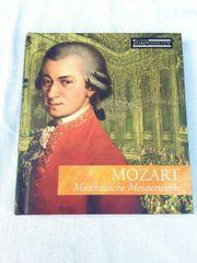 Musik CD MOZART Musikalische Meisterwerke