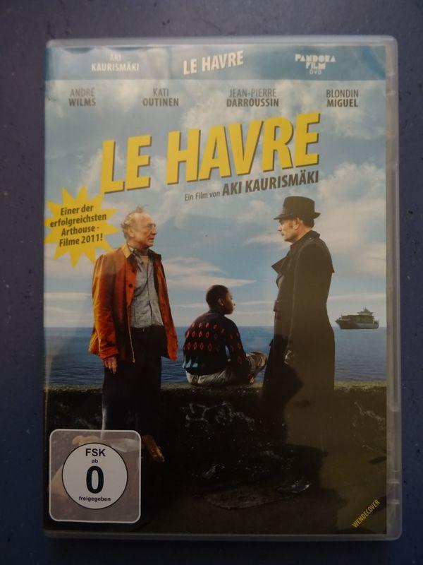 Inkl Versand Le Havre DVD