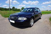 Audi A4 Avant mit LPG