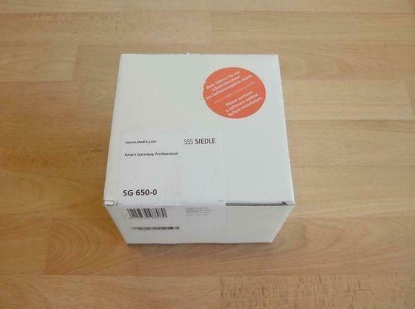SSS Siedle SG 650-0 Smart