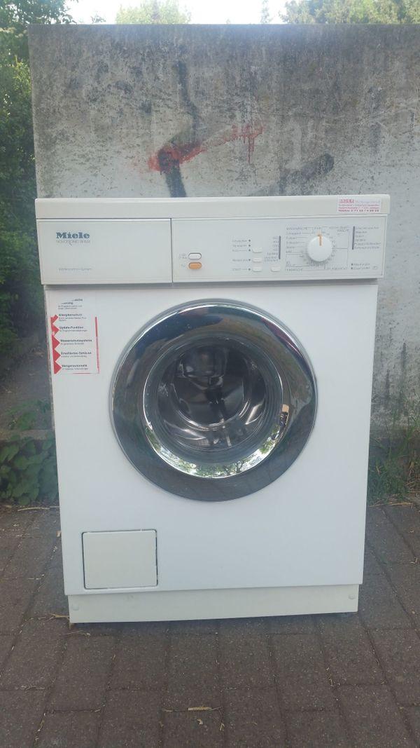 Waschmaschine Miele NOVOTRONIC W 844