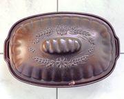 Tontopf mit Deckel Kasserolle Keramik