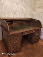 Schreibtisch Massiv Holz