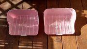Kaninchentoiletten 2 Stück