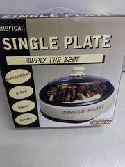 zu verkaufen Single Plate