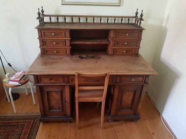 Sekretär Aus Der Gründerzeit In Speyer Sonstige Möbel Antiquarisch