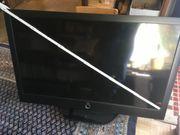 Flachbildfernseher mit 117 cm Bilddiagonale