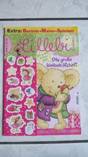 Zeitschrift Lillebi Basteln Malen Spielen