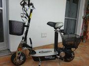 Elektroroller mit Straßenzulassung Rolektro eco-Fun
