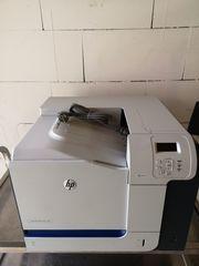 Drucker HP Laser Jet 500
