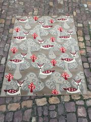 Wunderschöner Kinderteppich Märchen Bambi