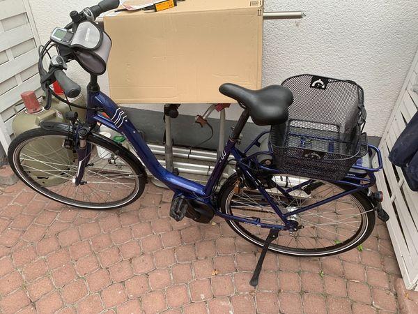 E-Bike von Triumpf E-SKY Neuwertig