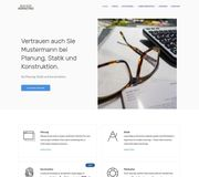 Homepage Webseiten für Ingenieurbüro Coaching