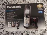 Panasonic Festnetz Funk Telefon mit
