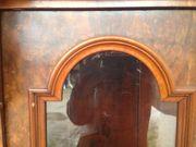 Antiker Glasschrank