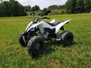 Yamaha YFM250R-W
