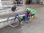 Trekking Fahrrad 24 Gang Simano