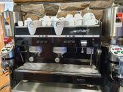 Schärf Barista Kaffeemaschine