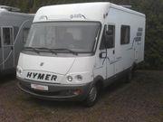 Wohnmobil Hymer B 584