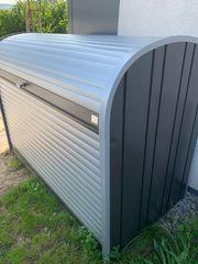 Biohort Fahrradbox Mühltonnebox Gartenbox