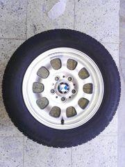 4 Winterreifen für BMW 15