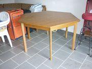 Tisch 6 eckig zum ausziehen