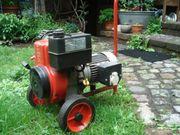 Mobiler Benzin-Stromerzeuger Endress ESE 20