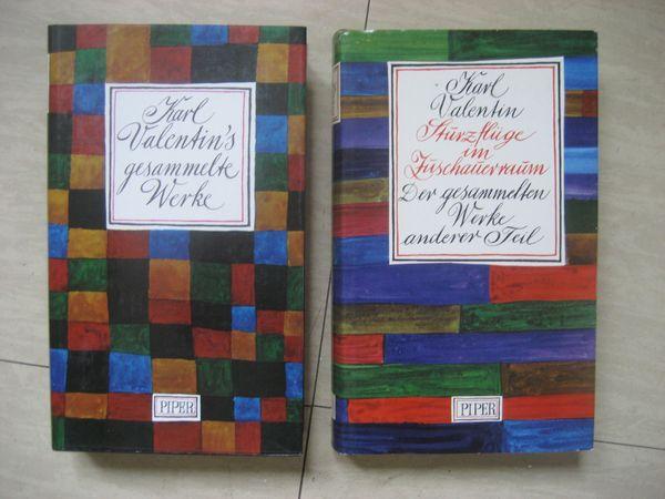 Karl-Valentin gesammelte Werke in 2