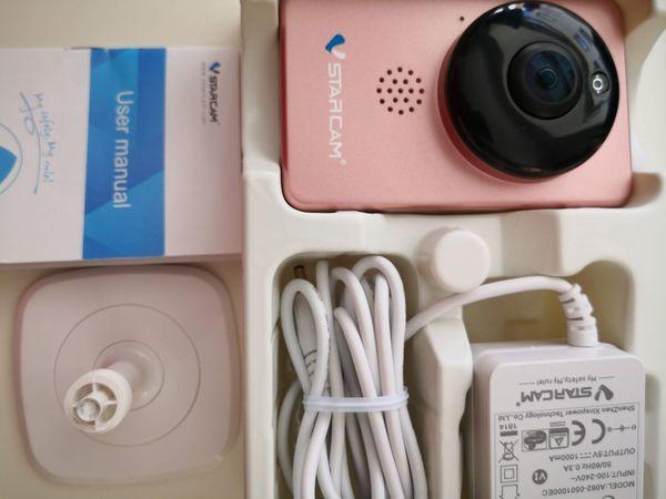 C60S 1080p Full-HD IP Kamera