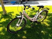 26 Zoll Fahrrad Rose