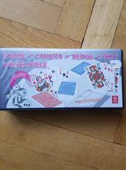 Spiel Romme Canasta Bridge Skat