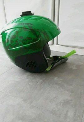 Bild 4 - Ski Helm Alpina grün Jungen - Schwetzingen