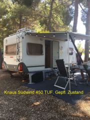 Knaus Südwind 450 TUF Gepfl