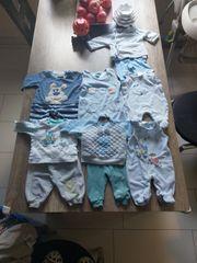 Jungen Kleiderpaket Gr 50 56