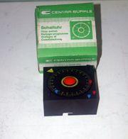 Centra - Bürkle Schaltuhr Typ SU