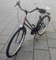Damen 28 Zoll Fahrrad Nabenschaltung