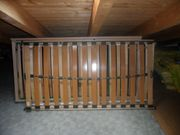 Lattenrost 100 x 190 cm