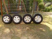Jeep Rädersatz BRIDGESTONE BLIZZAK LM-