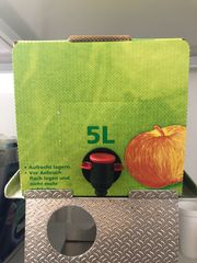 5L Apfelsaft selbst gemacht