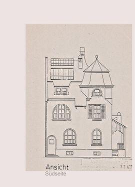Villa Historisches Objekt, 11,5Zimmer,Karlsruhe-Musiker-Viertel